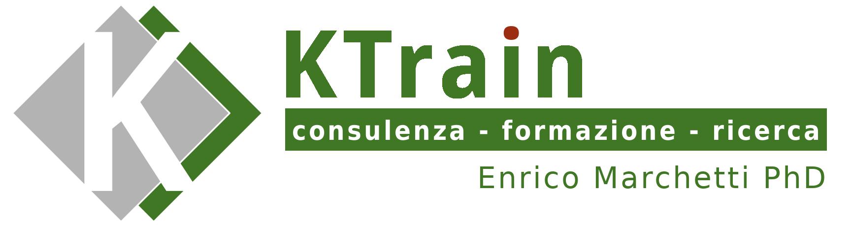 KTrain – Enrico Marchetti PhD